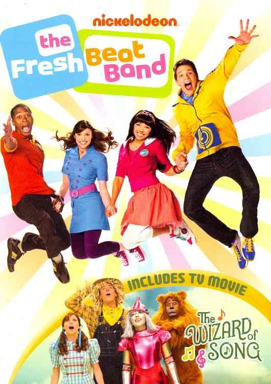 FRESH BEAT BAND:WIZARD OF SONG BY FRESH BEAT BAND (DVD)